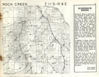 Rock Creek T11S-R9E, Hardin County 1962